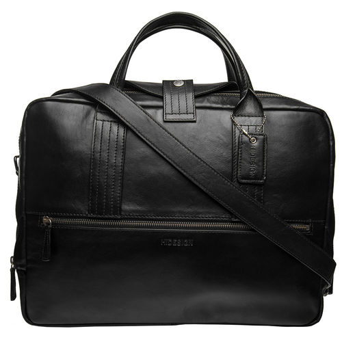 I Bag 01 Briefcase,  black, regular