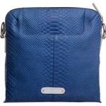 Moroso 02 Women s Handbag, Snake Melbourne,  blue