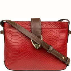 Sb Aurora 03 Ge Women's Handbag Snake,  red