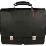 Bentley Parma Briefcase,  black, regular