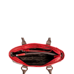 Amethyst 01 Women s Handbag, Khyber Cow Escada,  red