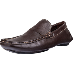 Copa Cabana Men's Shoes, Soweto, 10,  brown