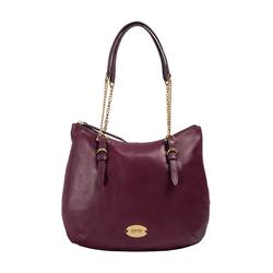 Rhine 01 Sb Women's Handbag, Lamb,  aubergine