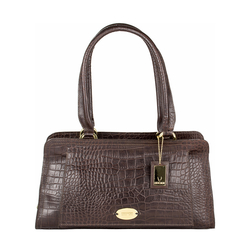 Orsay 03 Women's Handbag, Croco,  brown
