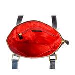 Scorpio 01 Sb Women s Handbag, Croco Melbourne Ranch,  red