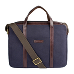 Borjigin 01 Laptop bag,  navy blue