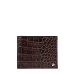 ALTAIR W1 SB (RF) MEN S WALLET CROCO,  brown