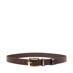 EE CALLISTO MENS BELT RIO, 38-40,  brown