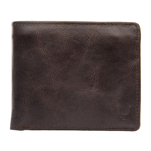 L107 Men s wallet,  brown, regular