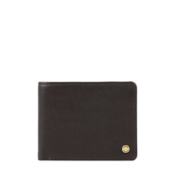 36 02 Sb (Rfid) Men's Wallet Manhattan,  brown
