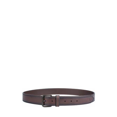 Denzel Men s Belt, Soho, 42,  brown