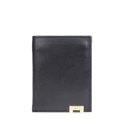 280-Tf (Rf) Men's wallet,  black