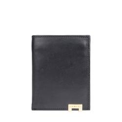 280-Tf (Rf) Men's wallet,  black