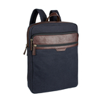 Viking 02 Men s Backpack Canvas,  navy blue