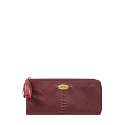Rhubarb W2 (Rf) Women's Wallet EI Sheep,  marsala