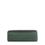 Bonnie 02 Women s Handbag, Croco Melbourne Ranch,  emerald green