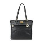 Lucia 01 Women s Handbag, Cow Deer,  black