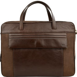Beatty 01 Laptop bag,  brown, khyber