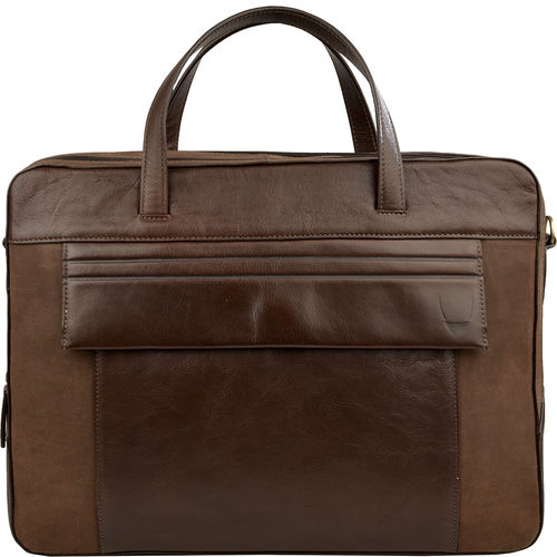 Beatty 01 Laptop bag,  brown, khyber