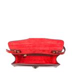 Stampa 02 Women s Handbag, Croco Melbourne Ranch,  red