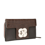 Nebula W3 Women s Wallet, Croco,  brown, croco