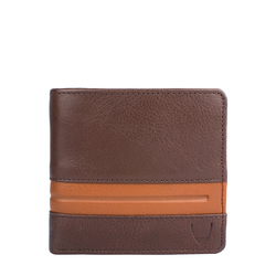 286-010F (Rf) Men's wallet,  brown