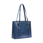GATSBY 01 WOMEN S HANDBAG SADDLE,  midnight blue