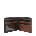 365-036 RF MENS WALLET MELBOURNE RANCH,  black