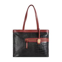 Tokyo 02 Sb Women's Handbag Croco,  black