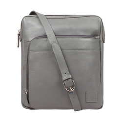 SLIDER 03 CROSSBODY REGULAR,  grey
