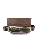 Travolta 03 Men s Cross Body, New Siberia Regular Split,  brown