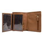 L108 Men s wallet,  tan, roma