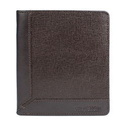 290 L015(Rfid) Men's Wallet, Manhattan,  brown