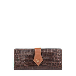 Scorpio W1 Sb (Rfid) Women's Wallet Croco,  brown