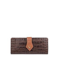 Scorpio W1 Sb (Rfid) Women's Wallet Croco,  brown