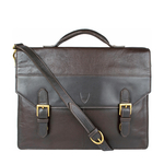 Burt 04 Briefcase,   brown