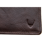 L104 Men s wallet,  brown, regular