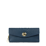 Phoebe W1 Women s Wallet, Snake Ranch,  blue