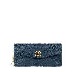 Phoebe W1 Women's Wallet,  blue