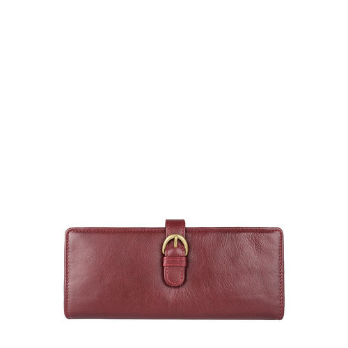 Chestnut W1 E. I (Rfid) Women s Wallet, E. I. Sheep Veg,  red