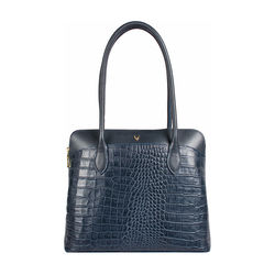 Sb Fabiola 02 Women's Handbag Croco,  midnight blue