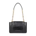 Aquarius 01 Sb Women s Handbag Croco,  black
