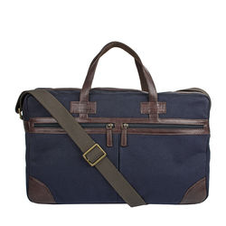 Romani 01 Duffel bag,  navy blue
