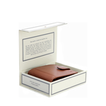 276 2020SB (RF) MENS WALLET MELBOURNE RANCH,  brown