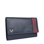 Drew W2 Women s Wallet, Roma Melbourne Ranch,  blue