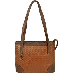 Ara 03 Women's Handbag, Woven Cement,  tan