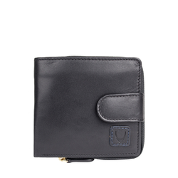 278-N (Rf) Men's wallet,  black