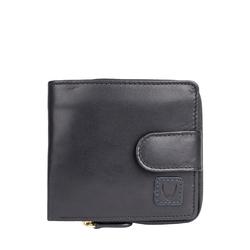 278-N (Rf) Men's wallet,  black