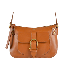 AL CAPONE 01 WOMEN'S HANDBAG SOHO,  tan