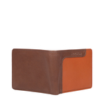 372-L107 RF MENS WALLET MELBOURNE RANCH,  tan